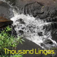 Kbal Spean - The river of thousand Lingas