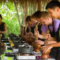 CAMBODIAN CUISINE - Learn how to prepare Khmer food - Cooking Classes in Siem Reap