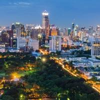 New Year in Bangkok