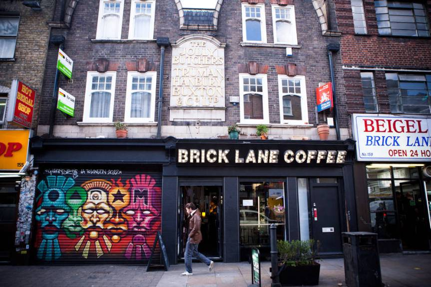 London's Best of Everything is on Brick Lane