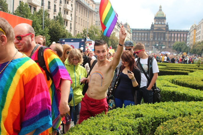 Czech Republic is Liberal and Advanced forGays