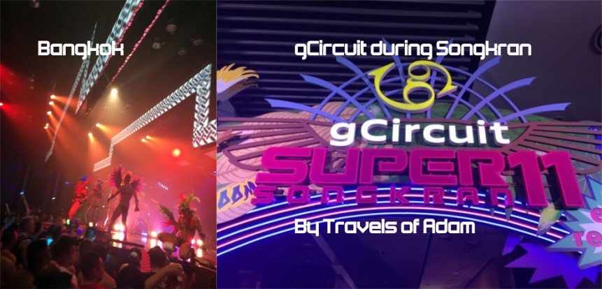 A Night Out at Asia's Biggest Gay Circuit Party: gCircuit duringSongkran