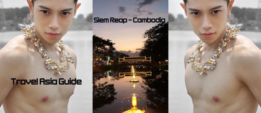 Siem Reap – Mysteres d' Angkor Hotel
