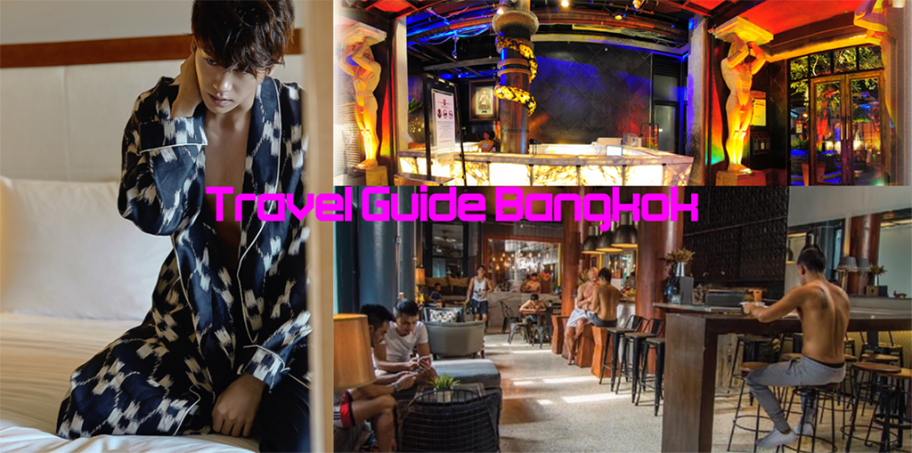 Top 8 Gay Experiences in Bangkok