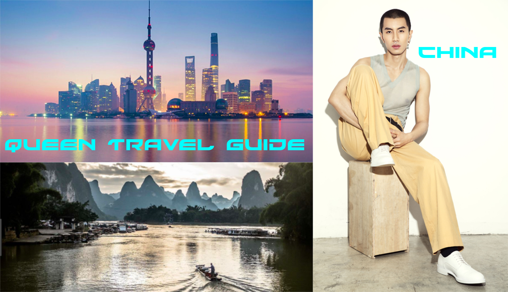 "The 7 gay-friendly ""Unofficial"" destinations to travel in China"