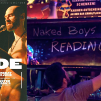Naked Boys Reading in Berlin